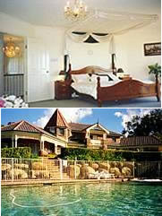 Caprice Boutique Mountain Retreat - Accommodation Perth