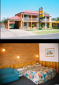 Golden River Motor Inn - Accommodation Perth