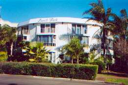 Beach Park Motor Inn - Accommodation Perth