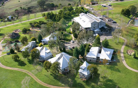Pinnacle Valley Resort - Accommodation Perth