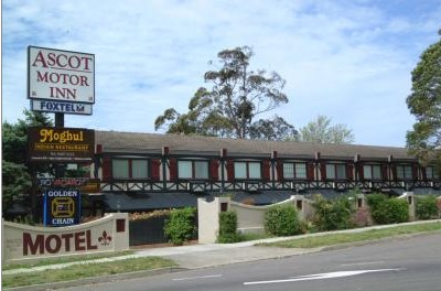 Ascot Motor Inn - Accommodation Perth