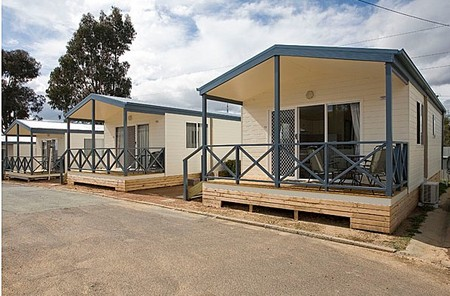 Crestview Top Tourist Park - Accommodation Perth