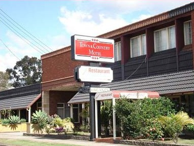 Town  Country Motel - Accommodation Perth