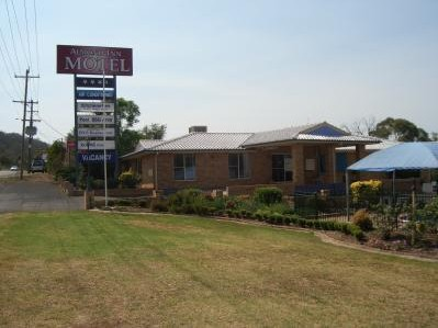 Almond Inn Motel - Accommodation Perth