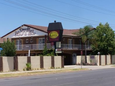Albury Classic Motor Inn - Accommodation Perth