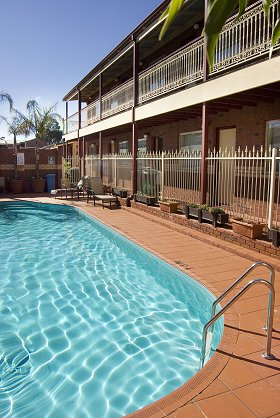 Quality Inn Railway - Accommodation Perth