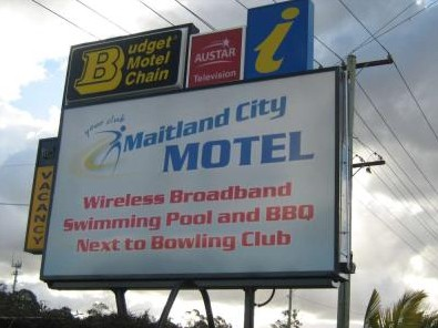 Maitland City Motel - Accommodation Perth