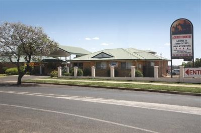 Across Country Motor Inn - Accommodation Perth