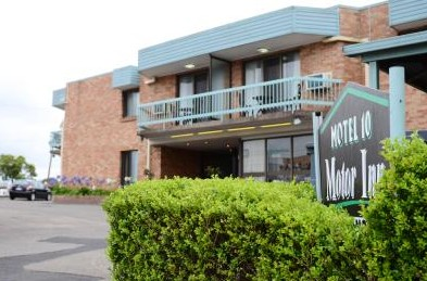 Motel 10 Motor Inn - Accommodation Perth