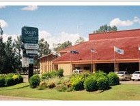 Quality Inn Charbonnier Hallmark - Accommodation Perth