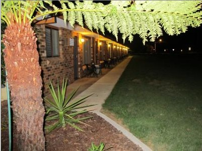 Golfers Lodge Motel - Accommodation Perth