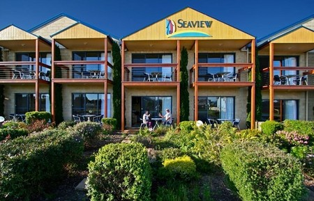 Seaview Motel  Apartments - Accommodation Perth