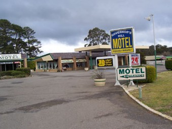 Governors Hill Motel - Accommodation Perth