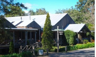 Riverwood Downs - Accommodation Perth