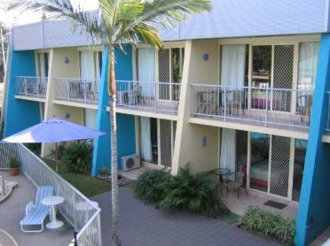 Yamba Sun Motel - Accommodation Perth