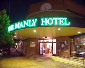 The Manly Hotel - Accommodation Perth