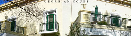 Georgian Court Bed and Breakfast - Accommodation Perth