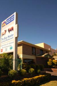 Cattle City Motor Inn - Accommodation Perth
