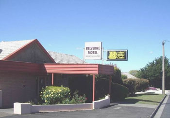 Belvedere Motel - Accommodation Perth