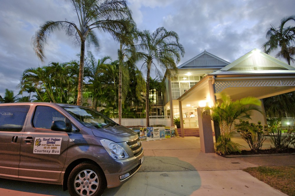 Reef Palms - Accommodation Perth