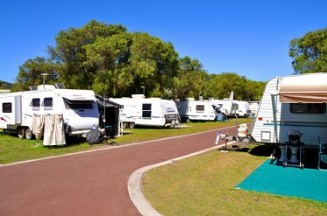 Emu Beach Holiday Park - Accommodation Perth
