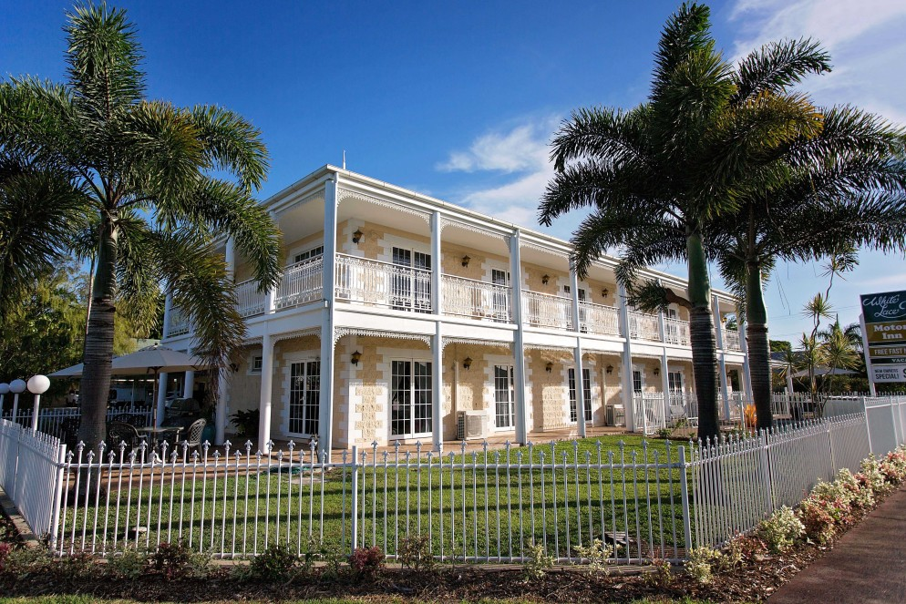 White Lace Motor Inn - Accommodation Perth