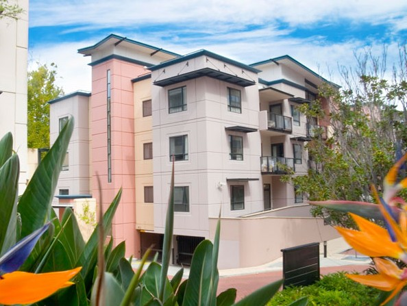 Mounts Bay Waters Apartments - Accommodation Perth