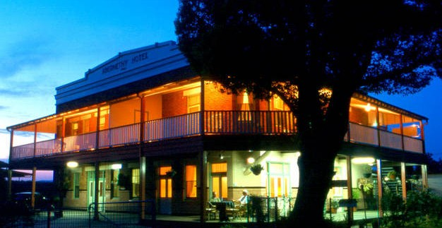 Abernethy Guesthouse - Accommodation Perth