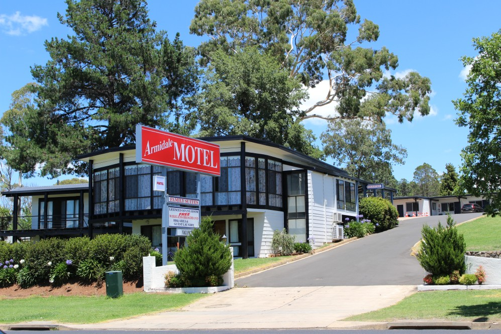 Armidale Motel - Accommodation Perth