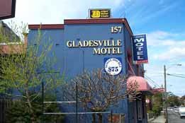 Gladesville Motel - Accommodation Perth