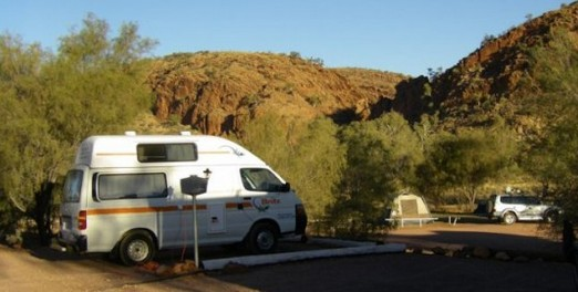 Glen Helen Resort - Accommodation Perth