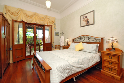 Above Bored Bed and Breakfast - Accommodation Perth