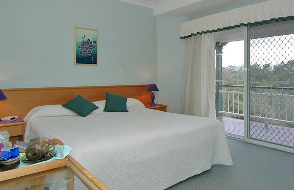 Eumundi Rise Bed And Breakfast - Accommodation Perth