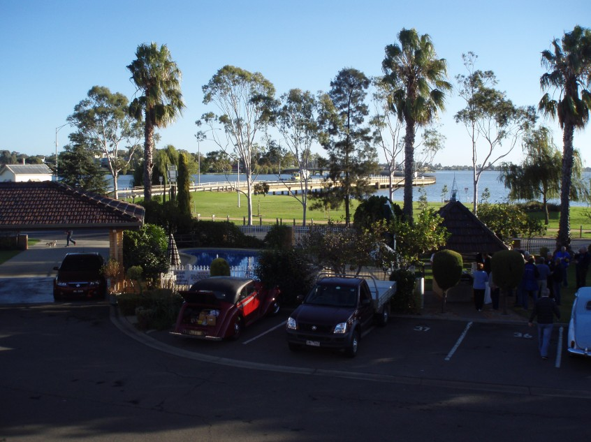 Lake View Motel - Accommodation Perth