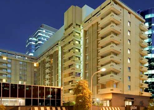 Parmelia Hilton - Accommodation Perth
