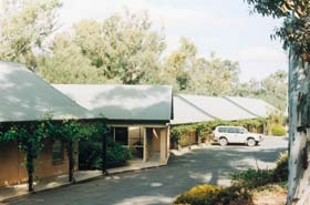 Burra Motor Inn - Accommodation Perth