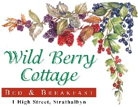 Wild Berry Cottage - Accommodation Perth
