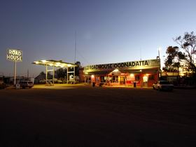 Pink Roadhouse Oodnadatta - Accommodation Perth