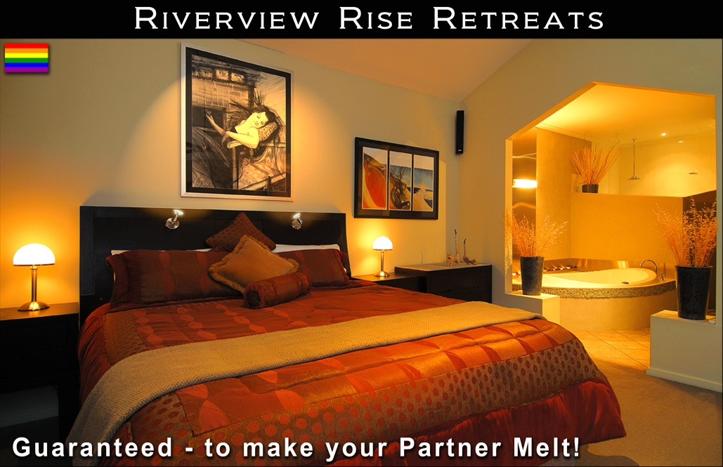 Riverview Rise Retreats - Accommodation Perth