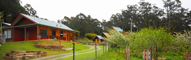 Elvenhome Farm Cottage - Accommodation Perth