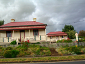 Tier View Twin Cottages - Accommodation Perth