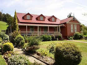 Cradle Manor - Accommodation Perth