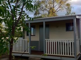 Mount Garnet Travellers Park - Accommodation Perth