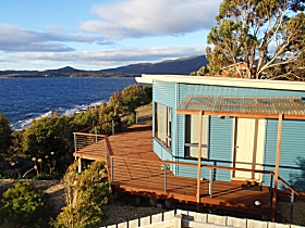 Larus Waterfront Cottage - Accommodation Perth