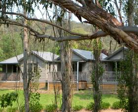 The Homestead Cabins Brogo - Accommodation Perth