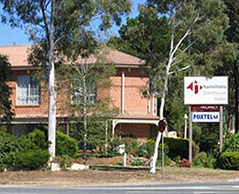 Hamilton's Townhouse Motel - Accommodation Perth