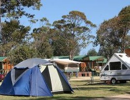 BIG4 Moruya Heads Easts at Dolphin Beach Holiday Park - Accommodation Perth