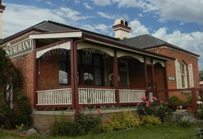 Mail Coach Guest House and Restaurant - Accommodation Perth