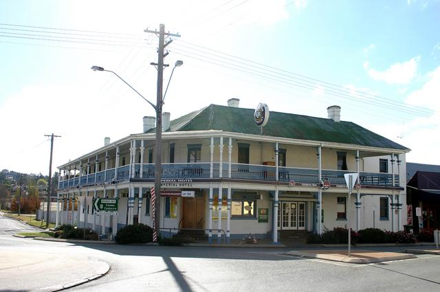 Imperial Hotel Bombala - Accommodation Perth