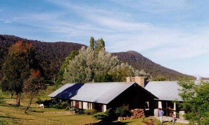 Crackenback Farm Mountain Guesthouse - Accommodation Perth